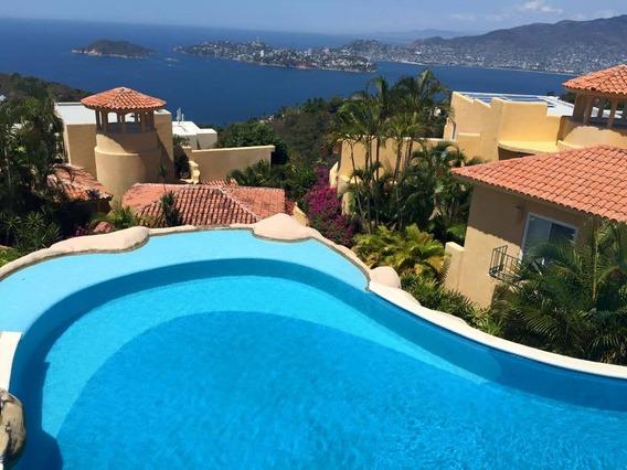 Hermosa Villa Con Vista Al Mar Los Celajes