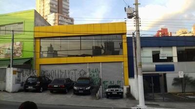 Grande Oportunidade - Ideal Para Grandes Empresas -sub-solo Garagem +térreo E 1º Andar -06 Banheiros - Mi72043