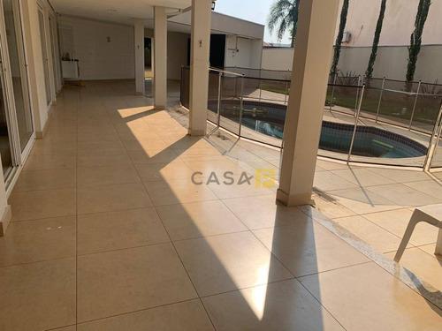 Casa Com 3 Dormitórios À Venda, 335 M² Por R$ 1.500.000,00 - Portal Dos Nobres - Americana/sp - Ca0884