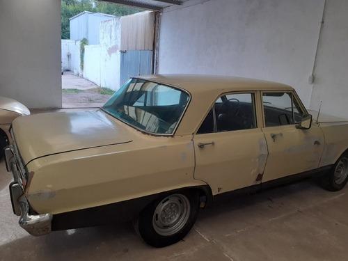 Chevrolet Super  Tipo Automovil