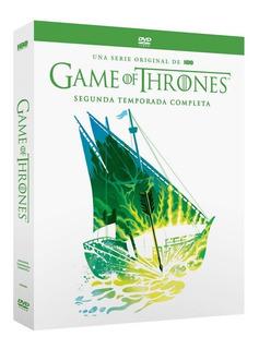 Game Of Thrones Juego Tronos Temporada 2 Nueva Edicion Dvd