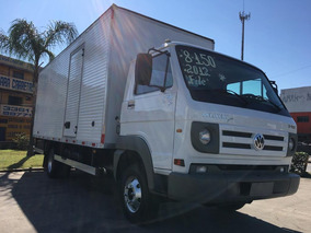 Vw 8150 2012 Delivery Plus Baú