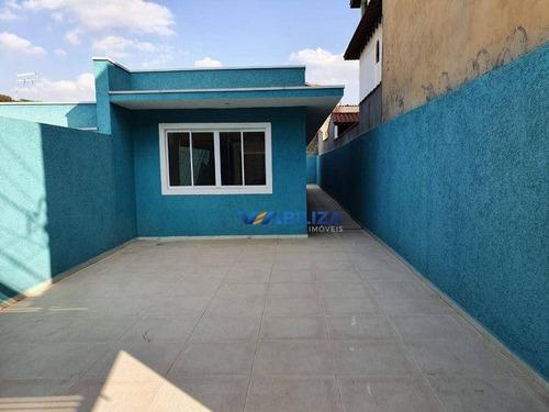 Imagem 1 de 7 de Casa Com 2 Dormitórios À Venda, 67 M² Por R$ 380.000,00 - Cocaia - Guarulhos/sp - Ca0361