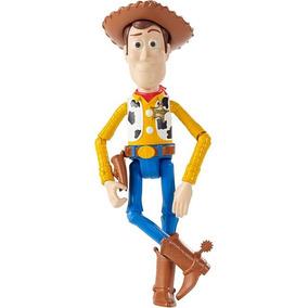 Novo Disney Pixar Toy Story 4 Woody 23 Cm Mattel