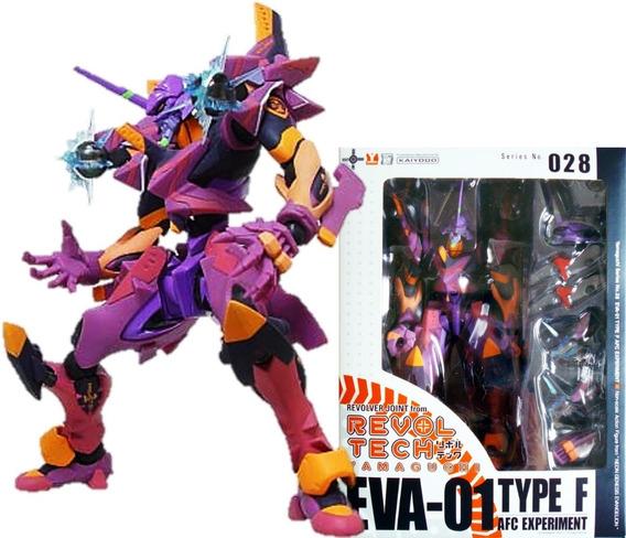 Evangelion Eva-01 Revoltech Yamaguchi Eva F Type