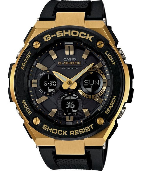Reloj Casio G-shock G-steel Solar Time Square