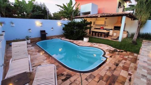Imagem 1 de 14 de Ref #: Ca001 - Casa A Venda, Altiplano/portal Do Sol, 3 Suít