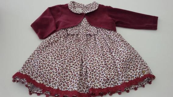 Vestido De Festa Anjos Baby G