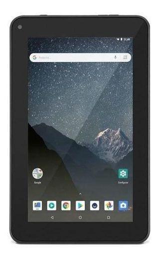 Tablet Multilaser Nb296 M7s Lite Quad Core Android - Preto