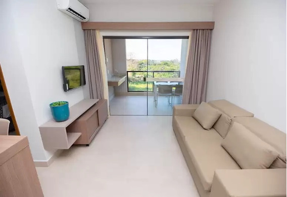 Lindo Apartamento Em Alta Vista - Thermas Resort