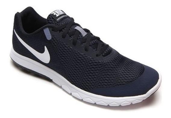 Tênis Nike Flex Experience Rn 6 Azul Original Premium