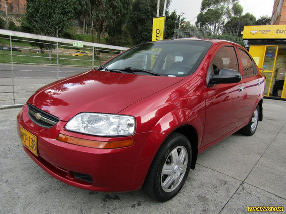 Chevrolet Aveo Family Mt 1500 Dh Sa