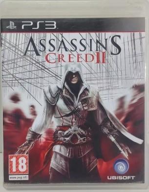 Jogo De Ps3 Assassin