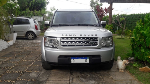 Land Rover Discovery 4 Se