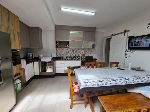 Imagem 1 de 15 de Casa Em Condomínio Para Venda Em Mogi Das Cruzes, Mogi Moderno, 3 Dormitórios, 1 Suíte, 2 Banheiros, 2 Vagas - So550_2-1154595