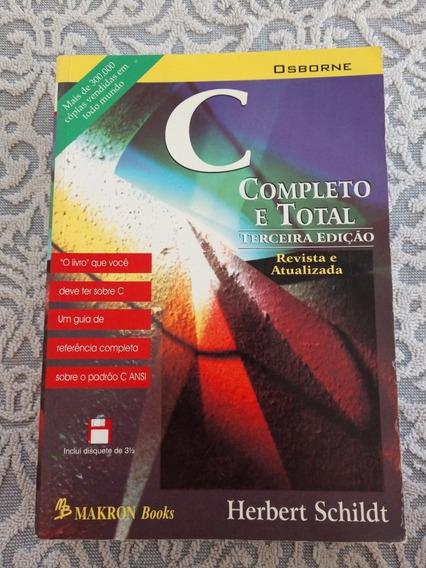 Completo E Total - 3a Edição - Herbert Schildt