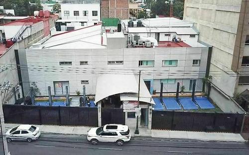 Imagen 1 de 2 de Edificio En Renta De 1901 M2 En San Pedro De Los Pinos Cmdx