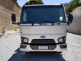 Ford Cargo 816 Ano 2014 Cabine Suplementar Real Único Dono