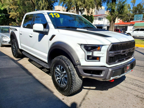 Ford Lobo Svt Raptor 4x4 2019, Unico Dueño, Garantia