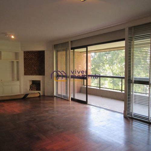 Imagem 1 de 15 de Excelente Apartamento No Morumbi - Nm3301