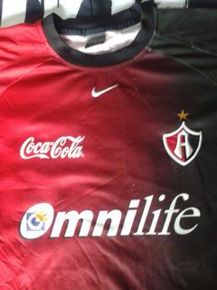 Jersey Atlas Fútbol Club Nike 2003