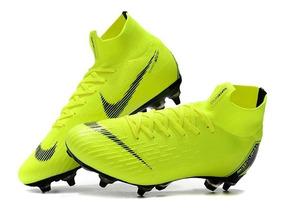 Chuteira Nike Mercurial Superfy 6 Elite 360 Sg Green Origin:
