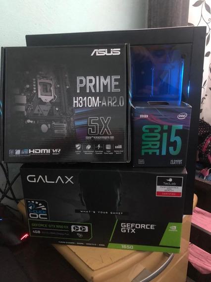 Pc Gamer 9º Geração + Monitor Acer 144hz + Periféricos