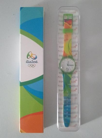 Relógio Swatch Prova D