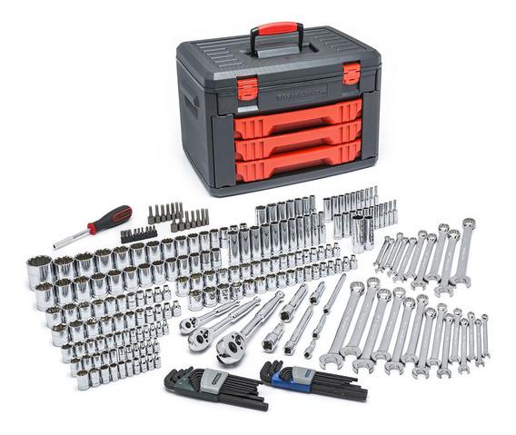 Autocle Caja De Herramientas Gearwrench 80942 Sae/mm 239 Pz
