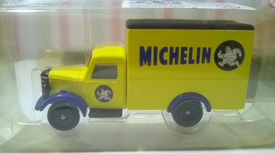 Miniatura 1/50 Caminhões Históricos Corgi Altaya Michelin