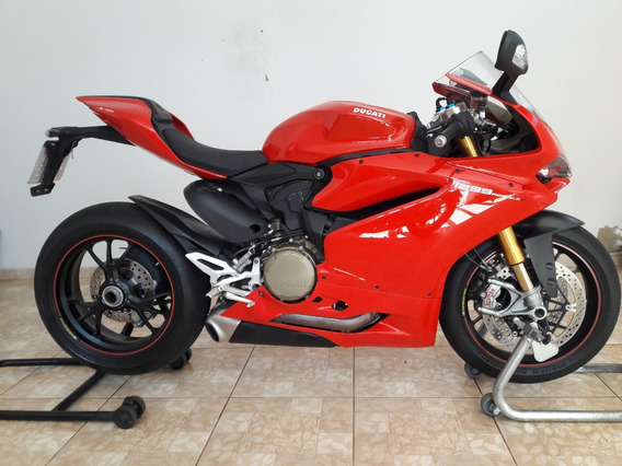 Panigale 1299s 2017 2.500kms