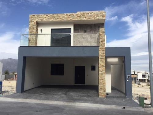 Casa En Venta En Santoral I, Dominio Cumbres, Garcia