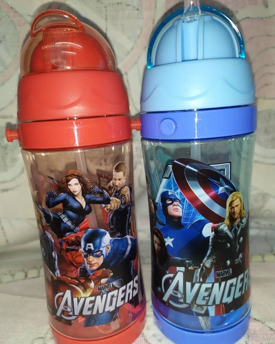 Termo De Niños Spiderman Avengers