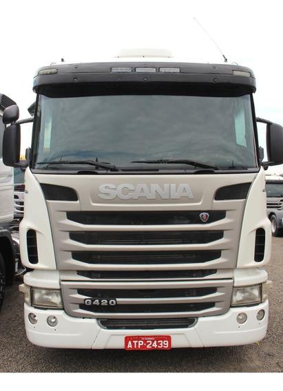 Scania G420 - 2010/2011 - 6x2 (atp 2439)