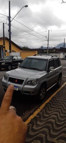 Imagem 1 de 7 de Mitsubishi Pajero Tr4 2007 2.0 Aut. 5p