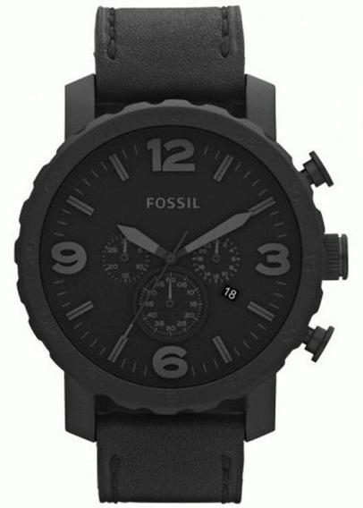 Relógio Fossil Jr1354 Analogic Chronograph Leather