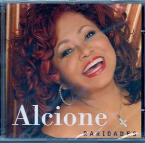 Cd Alcione - Raridade - Novo***