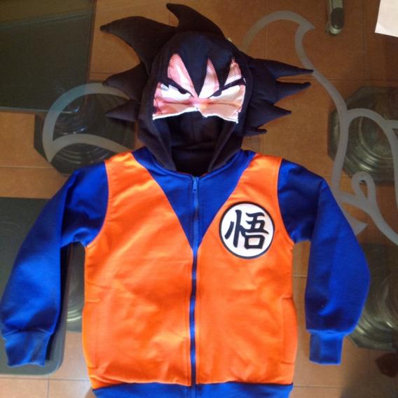 Sudadera Goku Dragon Ball Envio Gratis