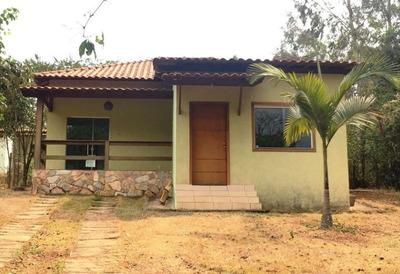 Casa Em Condomínio Com 3 Quartos Para Alugar No Condomínio Aldeia Da Cachoeira Das Pedras Em Brumadinho/mg - 961