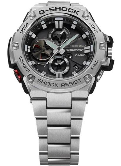 Reloj Casio G-shock Resist Gst-b100d-1a Ghiberti