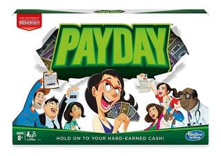 Monopoly Día De Pago Juegos De Mesa Marca Hasbro E0751
