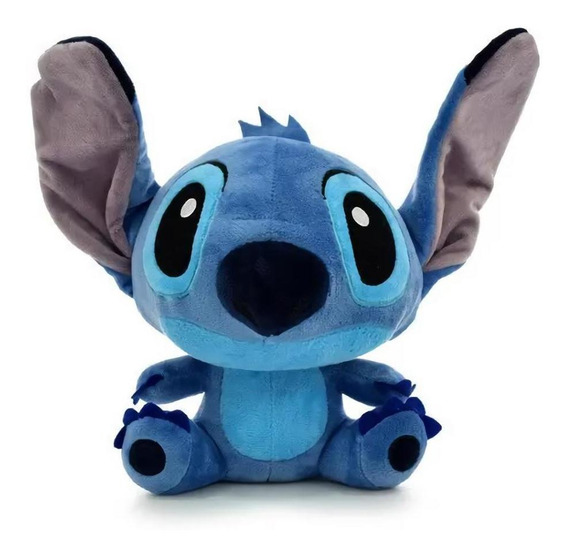 Peluche De Stitch De Lilo Y Stitch Original 25cm Phi Phi Toy
