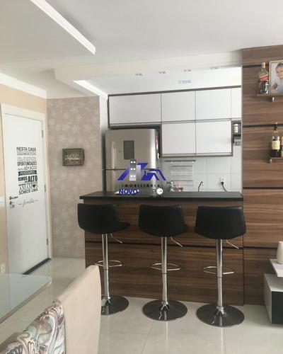Apartamento À Venda Com 2 Dormitórios - Inspire Verde - Barueri - Ap00850 - 69182342