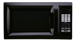 Microondas Midea MMDP07S2C negro 19.8L