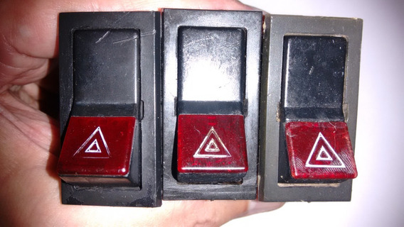 Botão Teclado Do Sp2 (alerta, Reostato, Ventilação)