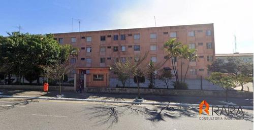 Apartamento Com 1 Dormitório À Venda, 36 M² Por R$ 155.000 - Dos Casa - São Bernardo Do Campo/sp - Ap0203
