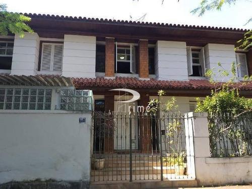 Casa Com 4 Dormitórios À Venda Por R$ 1.350.000,00 - São Francisco - Niterói/rj - Ca0803