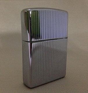 Encendedor Zippo Slim Ribbon 1615 Como Nuevo