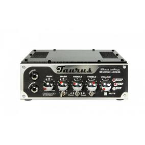 Taurus Amps Cabeçote Para Baixo Qube 450
