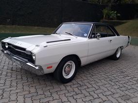 Dodge Dart Coupe 1970 - 1o Ano De Fabric. No Brasil